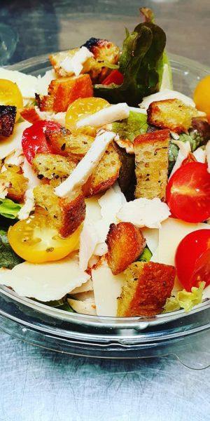 Salades fraiches à Genas